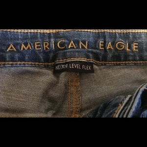 2 pairs of American Eagle men's jeans